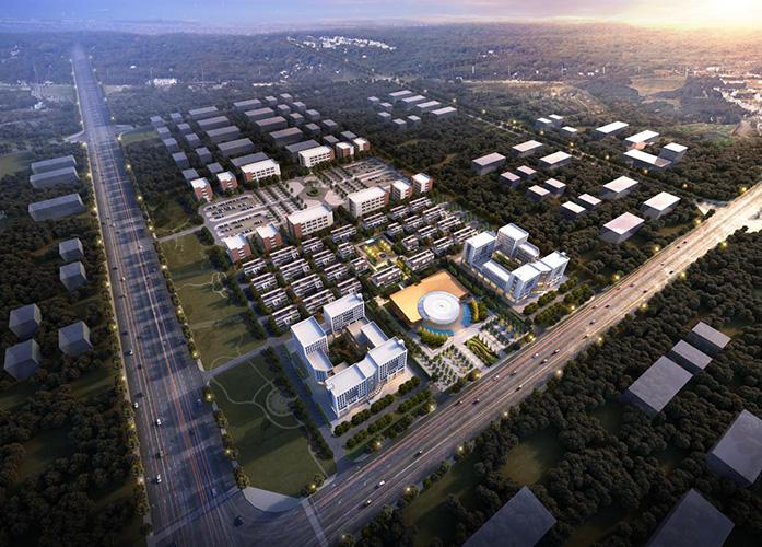 北京(滦南)大健康产业园